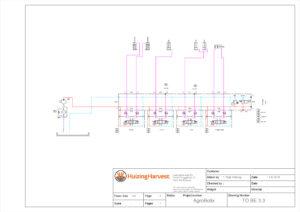 Agrobotix hydraulic system